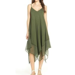 Tommy Bahama Cover-Up Scarf Dress size S-M